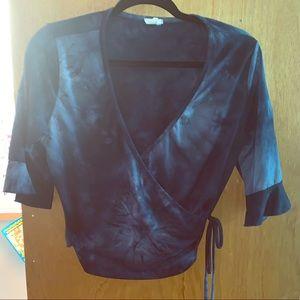 """Beautiful """"the dye"""" blouse"""